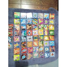 Coleção Completa Tazos Jo-ken-pokémon