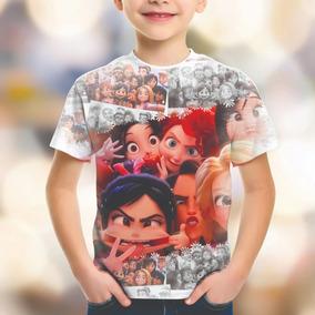Camiseta Personalizada Wifi Ralph Quebrando A Internet Hd 02