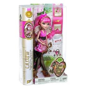 Ever After High Rebel C. A. Cupid - Mattel Bdb09