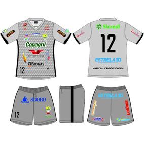ae75533caa0c9 Conjunto Goleiro Copagril Futsal 2018 - Paraná Uniformes
