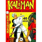Vendo Hermosas Y Originales Revistas De Kaliman Años 60s