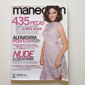 Revista Manequim 599 - Isis Valverde