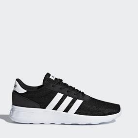 43719b438 Tenis Adidas Color Negro Con Blanco Dama en Mercado Libre México