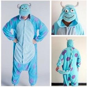 Pijama Mameluco + Envio Gratis Sullivan Monster Inc Xtreme