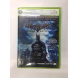 Batman Arkham Asylum Para Xbox 360