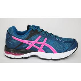 Tênis Asics Gel Spree Running Blue pink - 40 - Blue pink 35cea2fae41fd