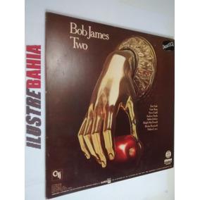 Lp Bob James Two Part. Patti Austin 1977 Jazz Keyboardist