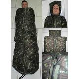 Colchonete Manta Saco Rede De Dormir Camping Trilha Caminha