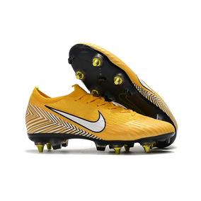 Nike Mercurial 2012 (nova Neymar) Frete Gratis+ Brinde - Chuteiras ... 30e479daee865