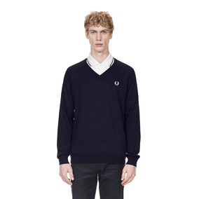 Sweater Fred Perry Hecho En Italia S Y M
