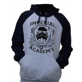 0814074f3 Casaco Raglan Star Wars Imperial Academy - Geeks Nerds