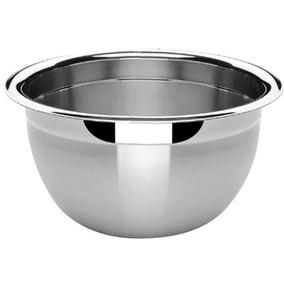 Tigela Bowl Funda Reforçada 18 Cm Aço Inox Ref 3818