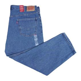 Jeans Levis 550 Original 44 X 30 Corte Relajado Gruesos e8e96ef033d