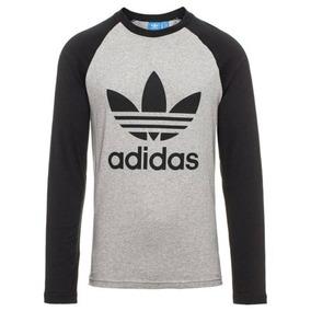 Camiseta Adidas Trefoil Masculina - Calçados d6bb31eb1ed99