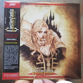 Disco De Vinilo Castlevania Symphony Of The Night Limitada