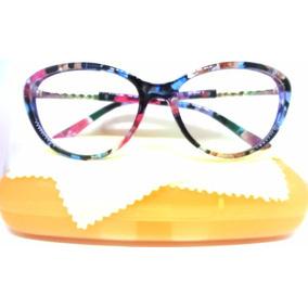 c569239547463 Armação Óculos Gatinho, Cat Eye, Retrô, Vintage - Óculos no Mercado ...