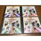 4 Cds Coleção Dance Music - O Dia