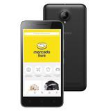 Smartphone Lenovo Vibe C2 K10a40 Preto 16gb (vitrine)