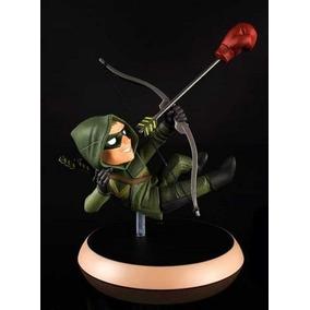 Action Figure - Arrow - Arqueiro Verde - Dc Comics - Q-fig