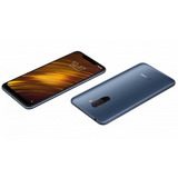 Xiaomi Pocophone F1 64/6gb Capa(brinde Película5d + Fone)