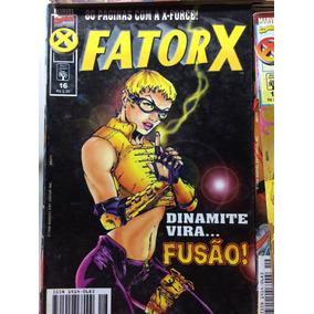 Fator X De X-men Coleção Completa