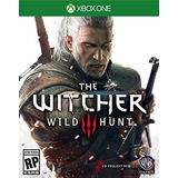 The Witcher 3 Wild Hunt Xbox One / X Mejorado - Codigo