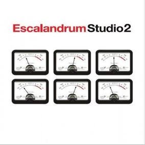 Vinilo Escalandrum Studio 2 Lp Nuevo En Stock