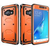 Orange - For Samsung Galaxy Luna - Para Samsung Galaxy -7096