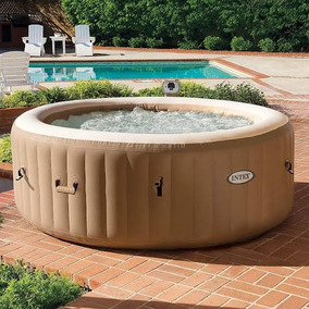 Jacuzzi Inflable Intex 1.95 X 0.71 Mts
