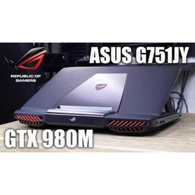 Notebook Asus Rog Gtx980