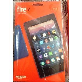 Tablet Amazon Fire 7 Pulgadas Nueva Sellada Azul