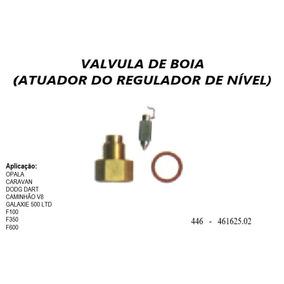 Valvula Boia V8 Galaxie 500 Ltd F100 F350 F600 446 461625.02