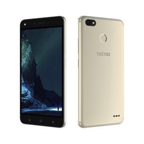Celular Libre Tecno Spark Pro Champán Oro 13mp 16gb 5.5hd