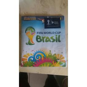 Álbum Da Copa Do Mundo 2014 Completo