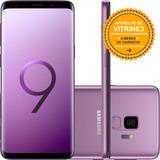 Samsung Galaxy S9 G9600z 128/6gb Dual 12mp Azul Vitrine 3