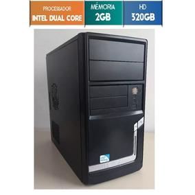 Intel Dual Core/ 2gb / Hd 320gb / Msi / Wifi Garantia