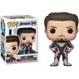 Funko Pop Tony Stark (449) Avengers Endgame Marvel