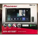 Radio Pioneer Avh A5150bt Multimedia Pantalla