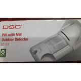 Sensor De Movimiento Dsc Exterior Lc-151