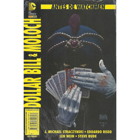 Antes De Watchmen 7 Variante Dollar Bill Bonellihq Cx16 C19