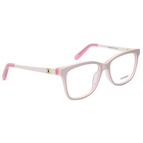 Oculos De Grau Feminino Chanel - Óculos no Mercado Livre Brasil 728331c1ae