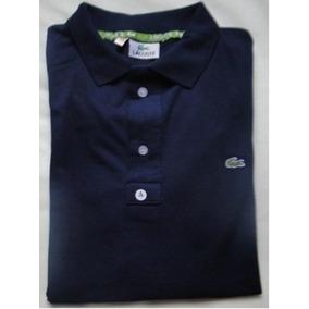 c15c3a92b Camisa Polo Tamanho G2 - Pólos Manga Curta Masculinas Azul marinho ...