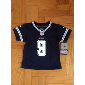 Jersey Dallas Cowboys Bebé Niño  9 Tony Romo Nike Nfl 2016 2cfa504cc04