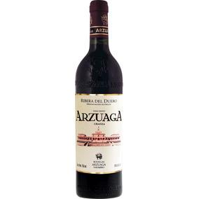 Vino Tinto Arzuaga Navarro Crianza Botella 750 Ml -14