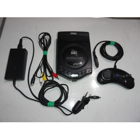 Sega Cd Cdx Mega Drive Console Tropicalizado Leia! C06