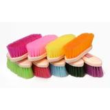 Tough-1 Premier Bristle Brush Medium - Pink
