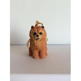 Cachorro Chochow Chaveiro Importado Japonês Cães Miniatura