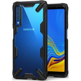 Funda Case Ringke Fusion X Samsung Galaxy A7 2018 Bumper