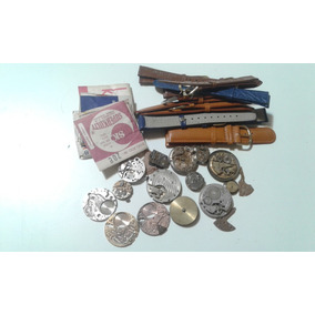 Relojeria Subasta De Repuestos Antiguos Lote D30