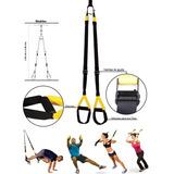 Bandas Ejercicio Suspension Trx Fitness / Pix